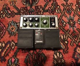 Boss Space Echo RE-20 Guitar Effects Pedal