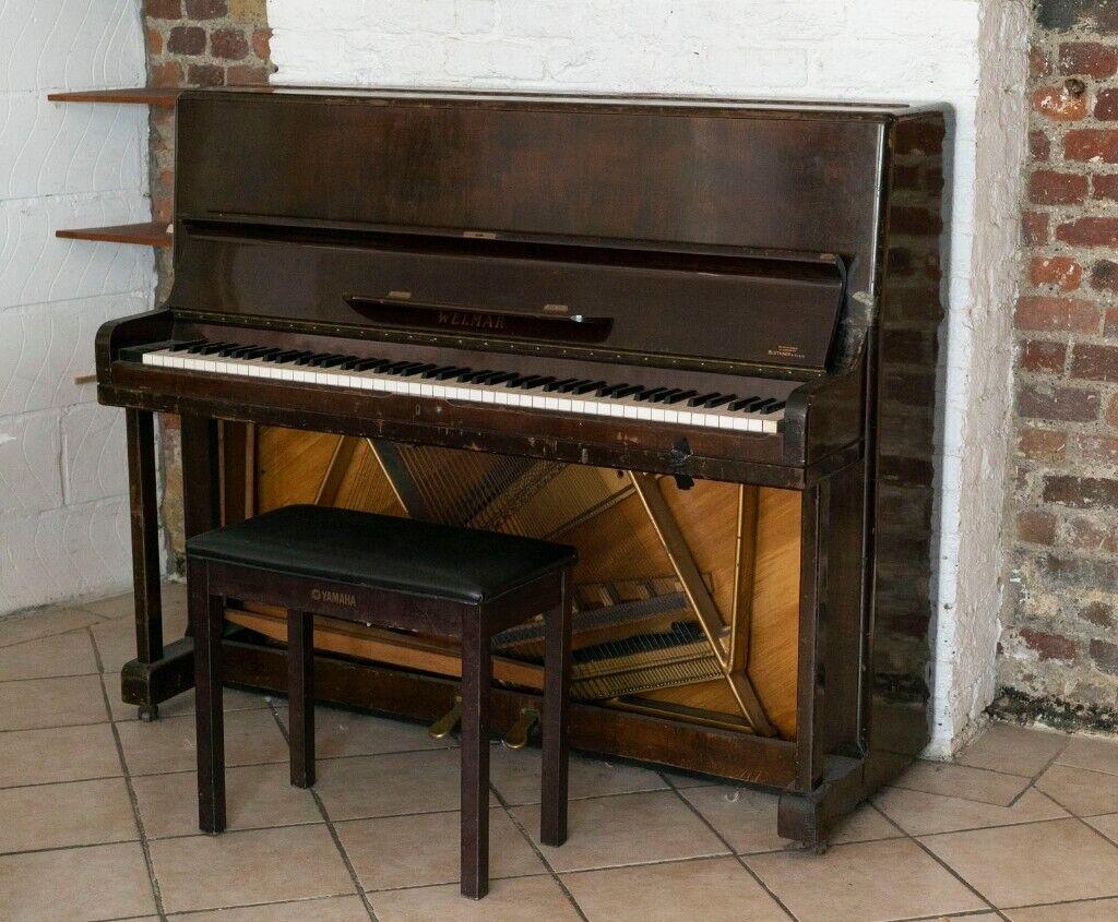 Welmar Piano - Serial Number 19906 | in Old Street, London