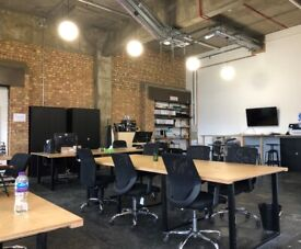 New Creative Hub London / Creative Studios / Affordable Flexible Offices / 15 Mins from Kings Cross