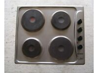 CANDY 4 RING ELECTRIC HOB