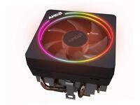 AMD Wraith Prism RGB LED CPU Heatsink Cooler OEM