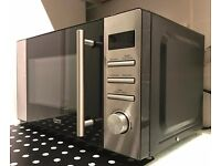 De'Longhi AM82CXC Standard Microwave - Stainless Steel