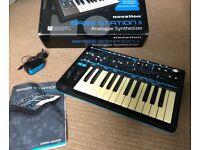 Novation Bass Station II Analogue Synthesizer