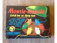 Vintage Mousie Mousie Fast Party Game by Spear's Games, 100% Complete (1963).