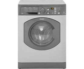 NEW Hotpoint Aquarius WDF 740 G .C Washer Dryer - Graphite 2016 Model with 10 years warranty 40% off