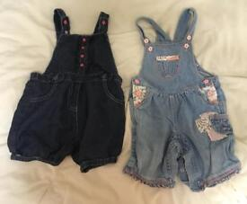 😍 Cute dungarees - 12-18 months