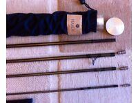 """Hardy Zenith Sintrix 14'6"""" #9 Salmon Fly Rod"""