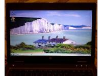 HP 6470b LAPTOP , WINDOWS 7 PRO , EXCELLENT CONDITION , 4 GIG RAM , 300GB HDD