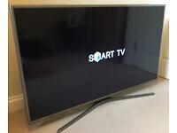 "Samsung 50"" Smart 4k Ultra HD CRYSTAL COLOUR - 1400hz - wifi TV -FREEVIEW HD -Warranty"