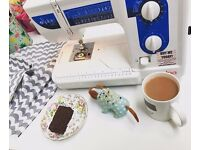 Learn to Sew in the West End of Glasgow with Sew Confident! For All Abilities