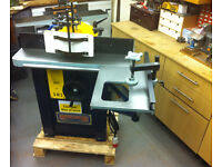 Details about Sedgwick SM3 Spindle Moulder With Rolling Table - 3 Phase, Can Pallet