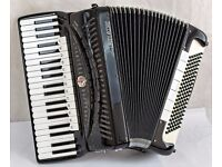 Busilacchio - Double Cassotto 120 Bass Accordion with Hand Made Reeds