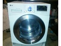 LG condensor tumble dryer rc8055ah2z