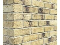 40% OFF - Yellow Brick Slips/Brick Tiles/Brick Slip Wall Cladding