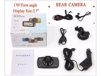 "Car Camera G30 Full HD 1080P 2.4"" Car Dvr Motion Detection Night Vision G-Sensor Dash Cam Black Box"