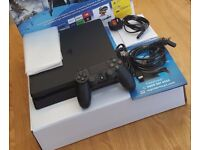 PS4 Slim Playstation 4 500GB Fully Boxed FIXED PRICE