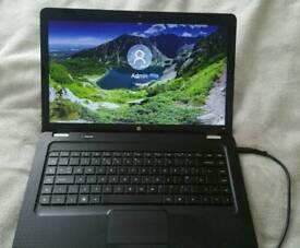 "HP G56 Laptop 15.6"" Screen - Windows 10 - 500gb HD 4gb RAM"