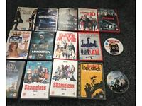 Mix of DVD's