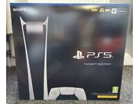 Sony PlayStation 5 PS5 Digital Edition BRAND NEW