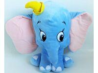 """16"""" Large Disney Dumbo Elephant Soft Toy By PoshPaws"""