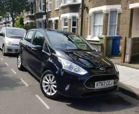 Ford b-max titanium navigator black