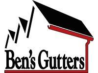 Ben's Gutters Sales