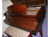 Baby Grand Piano - Monington & Weston