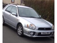Subaru Impreza 2.0 GX Sport 2001 Y