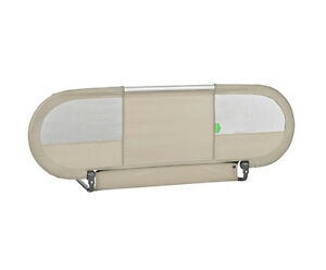 Babyhome Side Bed Rail (Sand) Brand New