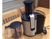 Brand new never been used Phillips Alluminium Juicer