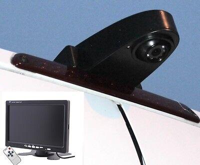 Rückfahrkamera Transporter  Sprinter Crafter Ducato Transit Kabel + TFT Monitor