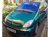 Cheap reliable family car with January MOT and new clutch