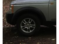Discovery 3 wheels x4