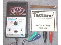 Gunson's Testune Analogue Meter for engine tuning