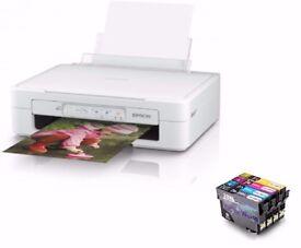 Epson XP-247 Inkjet Printer Wireless Wi-Fi Scan Scanner Copier + FREE INK