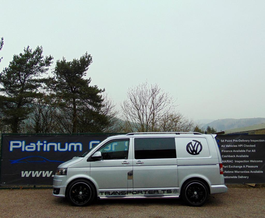 volkswagen transporter t5 1 t32 tdi kombi 6 speed ac silver 2011 in abercynon rhondda cynon. Black Bedroom Furniture Sets. Home Design Ideas
