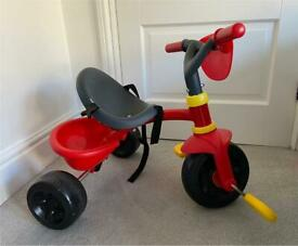 Smoby first tricycle (RRP £40)