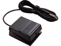 Footswitch Sustain Pedal. / USED