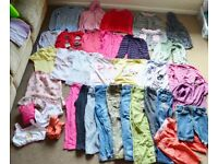 Bundle Girl clothes size 6-7 years over 30 items