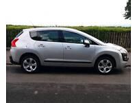 2011 Peugeot 3008 diesel manual parking sensors ect..