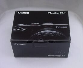 Canon G3X Digital Camera G3 X