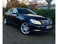 Mercedes C Class 57/2007 C320 Automatic Only 60k Bargain!
