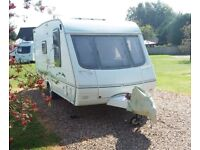 Swift Challenger 2 berth tourer