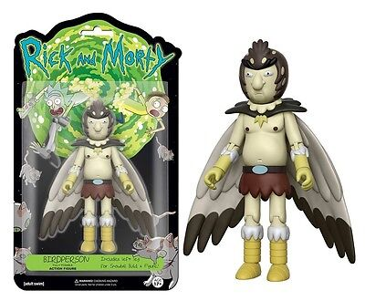 Rick and Morty :Bird Person 5 inch Vinyl Figure Funko