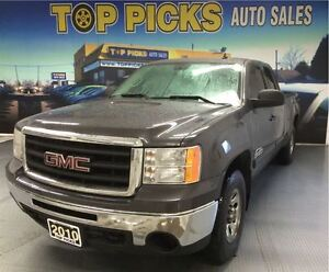 2010 GMC Sierra 1500 SL NEVADA EDITION, EXT CAB, 4X4, POWER GROU