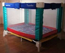 Petite Star Traveller Travel Cot/Play Pen