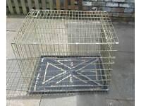 Dog travel/comfort crate