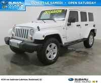 2012 Jeep WRANGLER UNLIMITED Sahara NAVIGATION