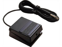 Sustain Pedal / Foot Switch / USED !