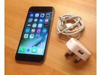 iPhone 6 - 64gb. Space grey. O2 network